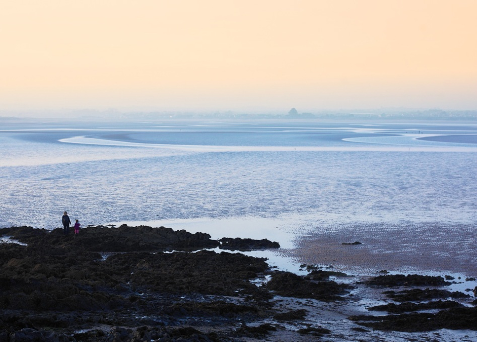 Portrane Sunset Blad 80mm