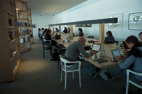 Internet friendly venue, Dubai